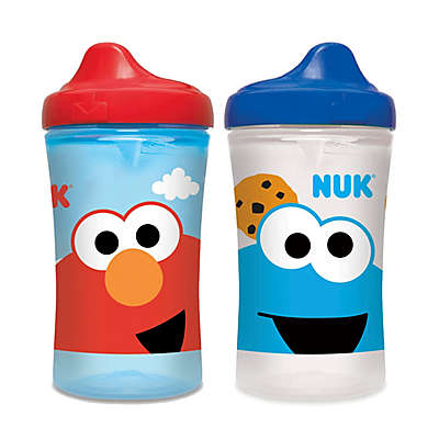 NUK® Sesame Street® 10 oz. Hard Spout Cup (Set of 2)