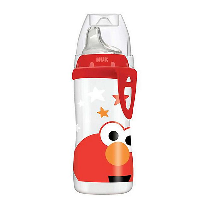 Alternate image 1 for NUK® Sesame Street® Elmo 10 oz. Active Cup