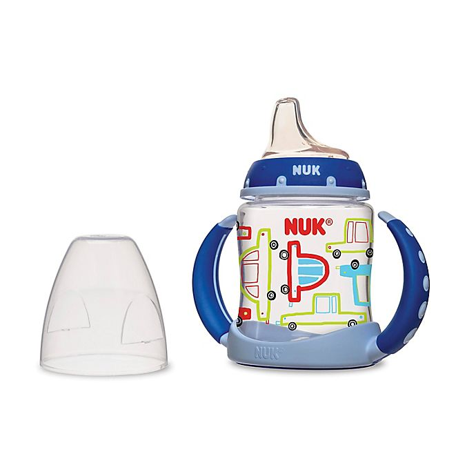 Alternate image 1 for NUK® 5 oz. Boy Learner Cup