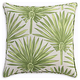 Print Indoor/Outdoor 17-Inch Square Throw Pillow