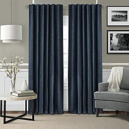 Elrene Leila Rod Pocket/Back Tab Matelasse Darkening Window Curtain Panel