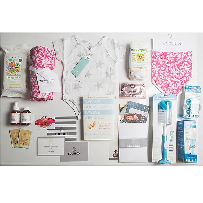 Alternate image 1 for LuliBox 15-Piece Classic  Paradise Cove Gift Set