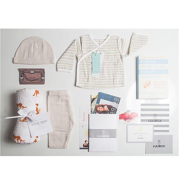 Alternate image 1 for LuliBox 5-Piece Serengeti Mini Gift Set