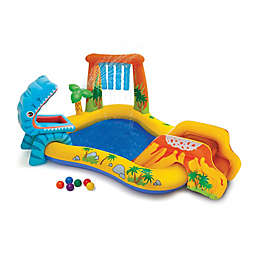 Intex® Dinosaur Pool and Play Center