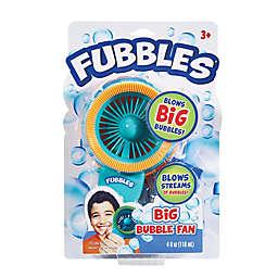 Little Kids® Fubbles Bubble Fan in Blue/Orange