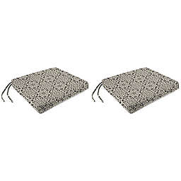 Print Seat Cushions in Sunbrella® Fabric (Set of 2)