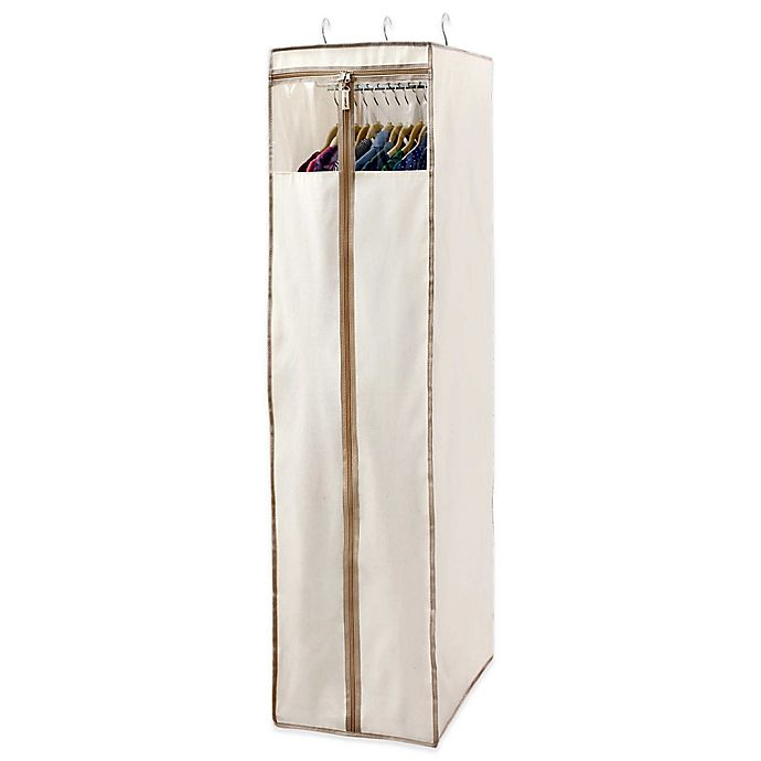 Alternate image 1 for Real Simple® Garment Wardrobe Storage Bag
