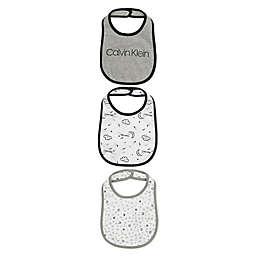 Calvin Klein™ 3-Pack Bibs