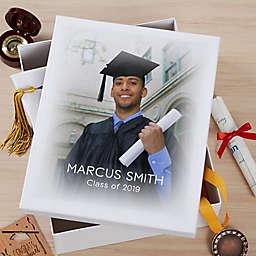 Personalized Graduation Photo Keepsake Memory Box
