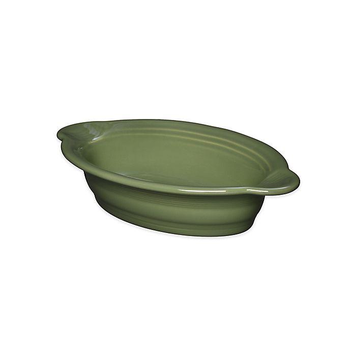 Alternate image 1 for Fiesta® Oval Individual Casserole Dish
