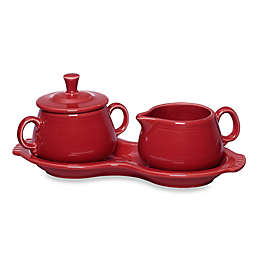 Fiesta® Sugar and Creamer Set with Tray