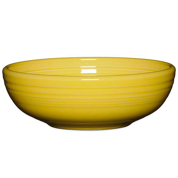 Alternate image 1 for Fiesta® Medium Bistro Bowl in Sunflower