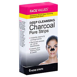 Harmon® Face Values™ 6-Count Charcoal Deep Cleansing Nose Strips