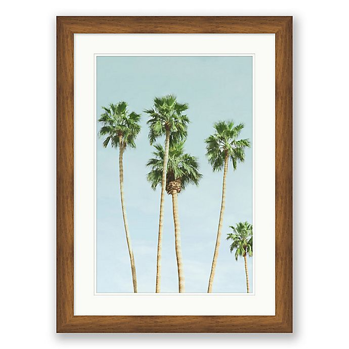 Alternate image 1 for Tall Trees 23.5-Inch x 17.5-Inch Framed Print Wall Art