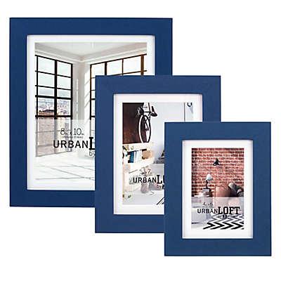 Malden®  Urban Loft Matted Wood Photo Frame