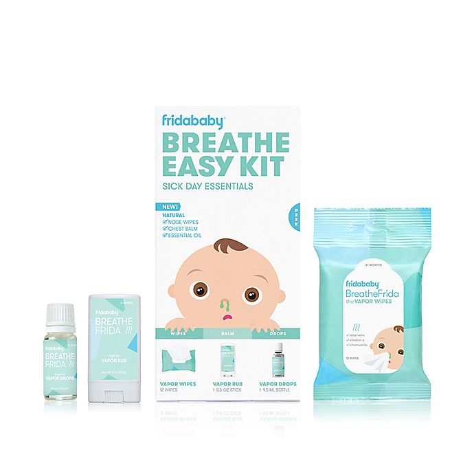 Alternate image 1 for Fridababy® 3-Piece Breathe Easy Kit