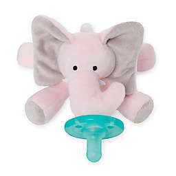 WubbaNub Pink Elephant Infant Pacifier