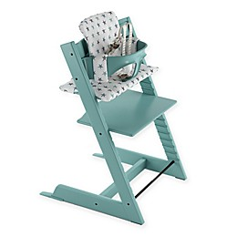 Stokke® 4-Piece Tripp Trapp® High Chair Complete Bundle Set
