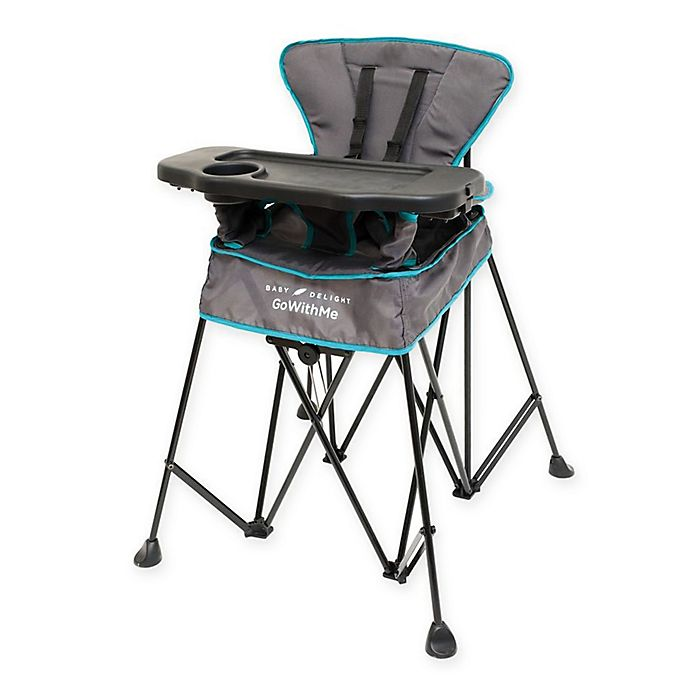 Alternate image 1 for Baby Delight® Go With Me™  Uplift Portable High Chair