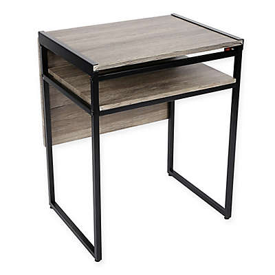 SpaceMaster™ Wood Pattern Desk/Dining Table