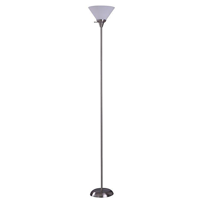 70 Inch Steel Floor Lamp Bed Bath