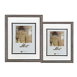 Abbot Matted Picture Frame in