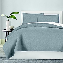 Canadian Living Chambray Bedding Collection