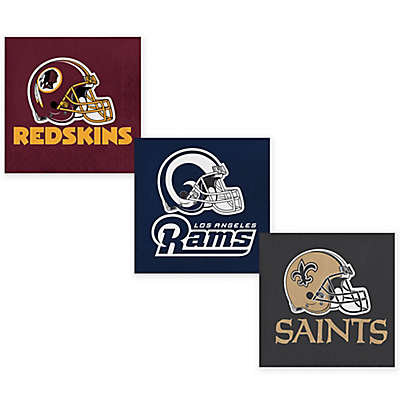 NFL 48-Pack Luncheon Napkins