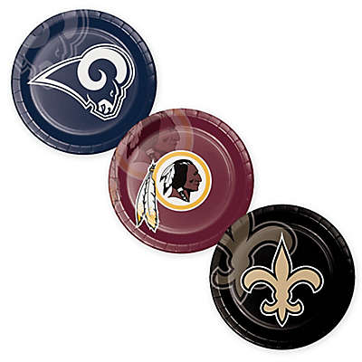 NFL 24-Pack Paper Plates