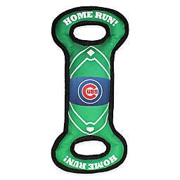 MLB Chicago Cubs Pet Baseball Field Tug Toy