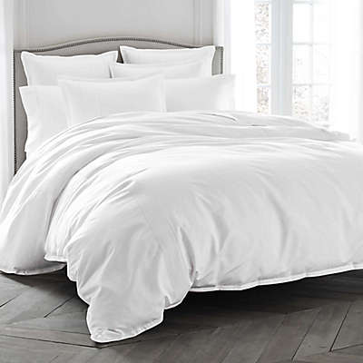 Wamsutta® Dream Zone® 400-Thread-Count Duvet Cover Set in Stone