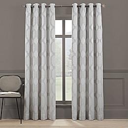 Brookstone® Paxton 100% Grommet Blackout Window Curtain Panel