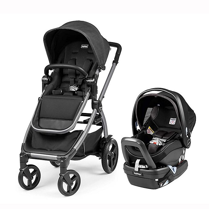 Alternate image 1 for Peg Perego Ypsi Travel System