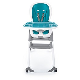 Ingenuity™ SmartClean Trio Elite 3-in-1 High Chair™ in Peacock Blue