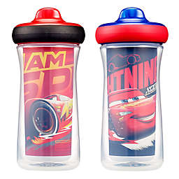 Disney® Pixar® Cars ImaginAction™ 2-Pack 9 oz. Insulated Hard Spout Sippy Cups