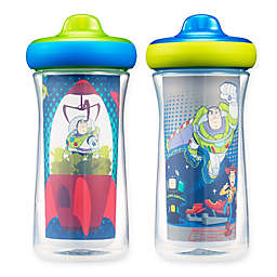 Disney® Pixar® Toy Story ImaginAction™ 2-Pack 9 oz. Insulated Sippy Cups