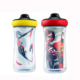 Disney® Pixar® Incredibles 2 ImaginAction™ 2-Pack 9 oz. Insulated Sippy Cups