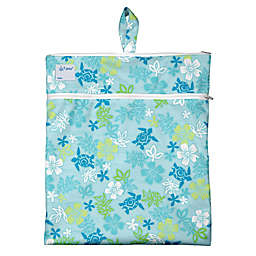i play.® Hawaiian Turtle Wet/Dry Bag in Aqua
