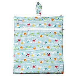 i play.® Sea Friends Wet/Dry Bag in Light Aqua