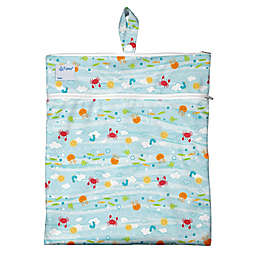 i play.® Sea Friends Wet/Dry Bag in Light Aqua