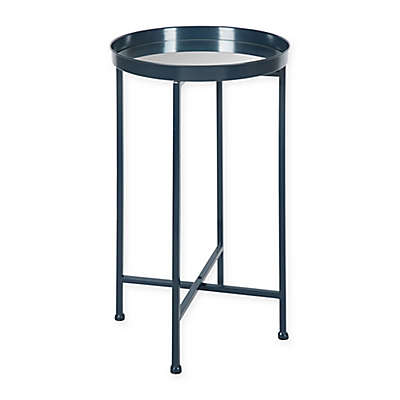 Kate and Laurel® Deliah Round Accent Table