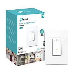 Tp-Link Smart Wi-Fi Light Switch Dimmer in White