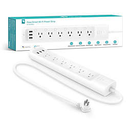 Tp-Link Kasa Smart Power Strip in White