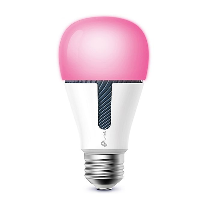 Alternate image 1 for Tp-Link Kasa Smart Light Bulb with CC Hue in White