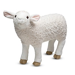 Melissa & Doug® Sheep Plush Toy