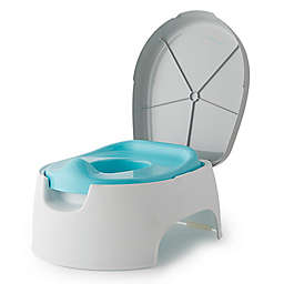 Summer Infant® 2-in1 Step Up Potty in White/Grey