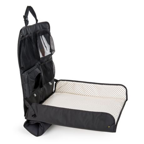 2 Count 1 Pack Obersee Baby Changing Mat Black