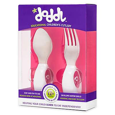Doddl 2-Piece Child Cutlery Set
