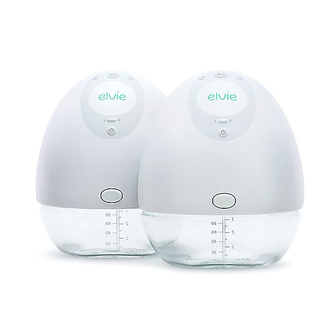 Alternate image 1 for Elvie® Wearable Double Electric Breast Pump
