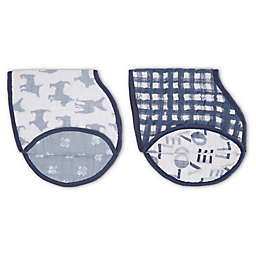 Aden + Anais 2-Pack Waverly Burpy Bibs